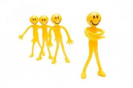 gele-vrouw